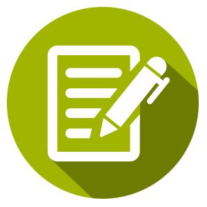 icono redacción de articulosPNG
